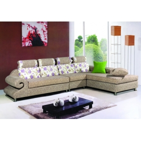 elegant decorative pattern couch